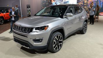 2017 Jeep Compass Is Finally A Compact Crossover Worthy Of Its