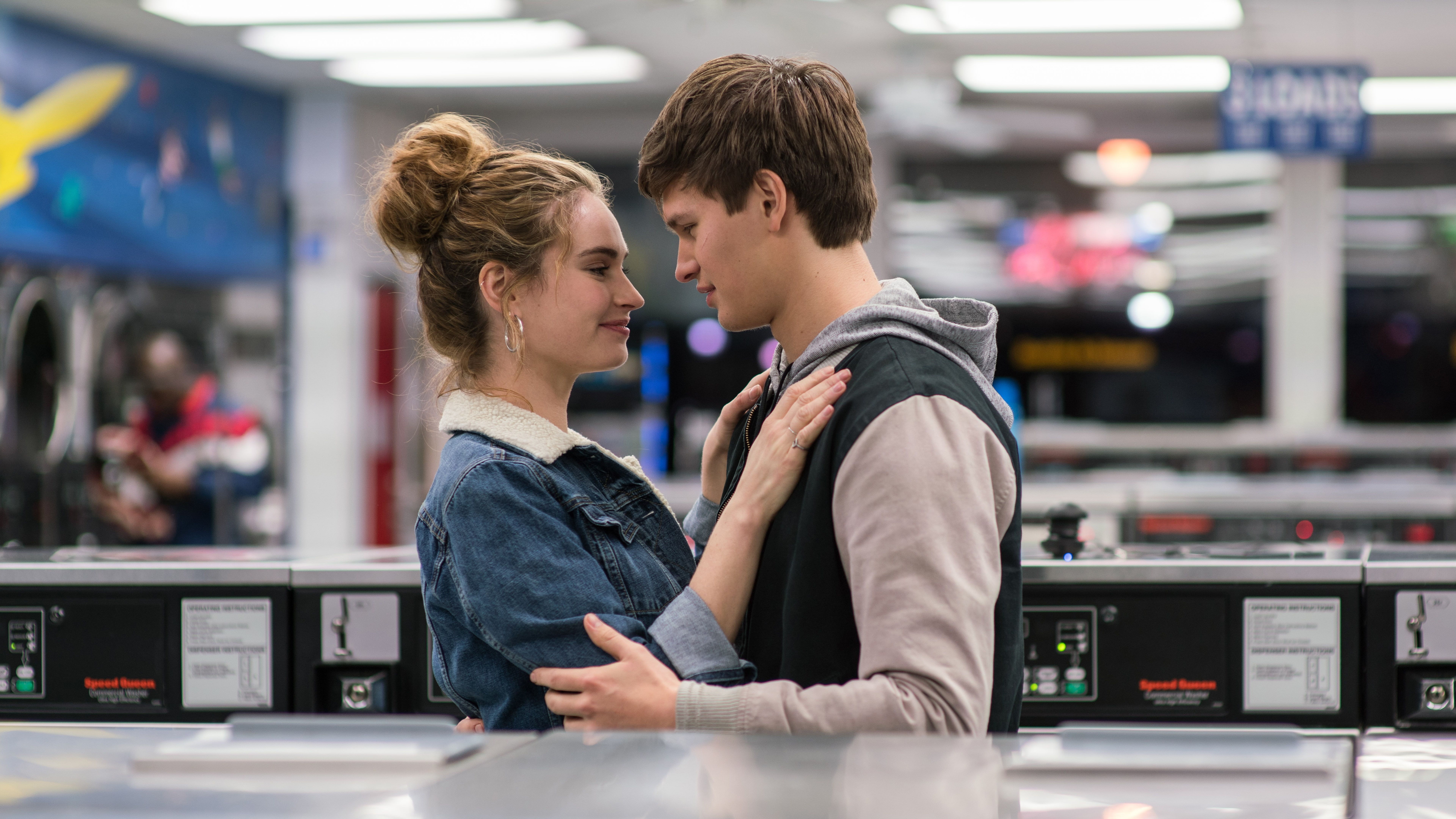 Ansel Baby Driver Elgort James Lily 8k Wallpaper Hdwallpaper Desktop In 2020 Film Baby Driver Baby Driver Ansel Elgort Baby Driver