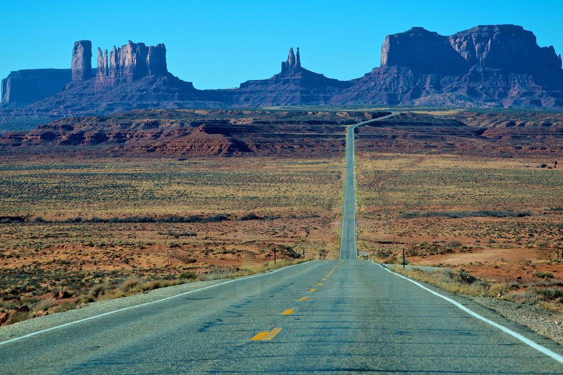 Monument Valley. AMAZING!