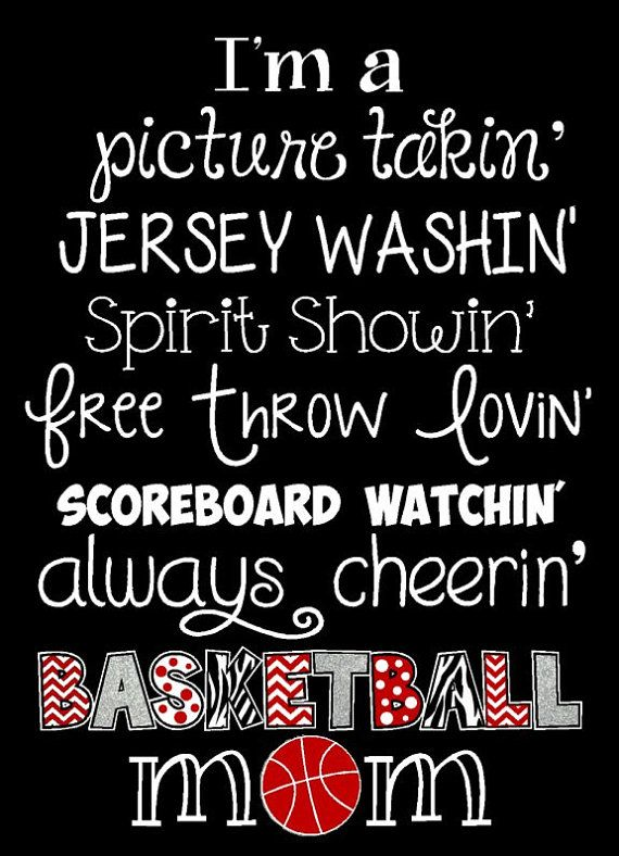 dba884cf7d I'm A Basketball MOM shirt, ORIGINAL DESIGN, Love Basketball, Basketball  Grandma
