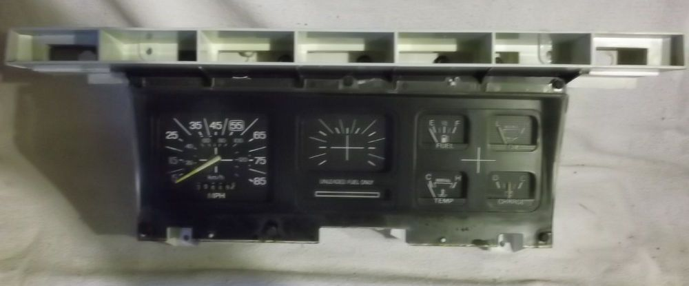 84 85 86 Ford F150 F250 F350 Dash Instrument Cluster | Truck parts