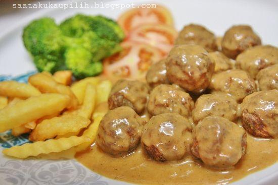 Pin Di Meat