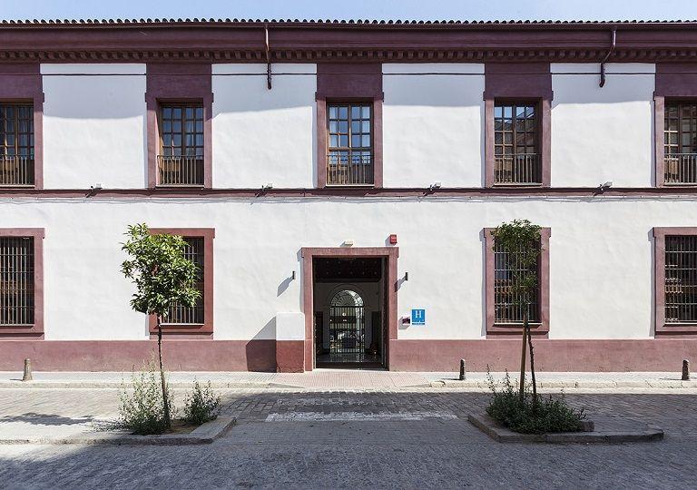 Restauracion Hotel One Shot Palacio Conde De Torrejon Sevilla By Alfaro Manrique Atelier Fachada Artesonado Hotel De Diseño Arquitectura Estilo En El Hogar