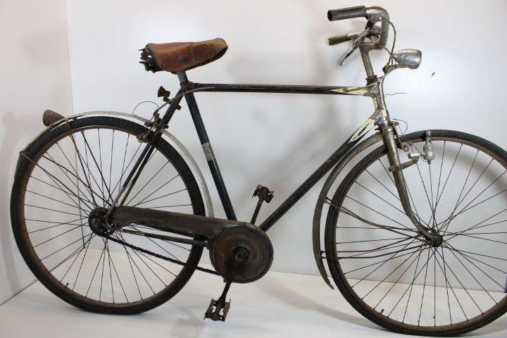 Dettagli Su Aurelia Legnano Anni 50 50s Bici Sportiva 28 Epoca