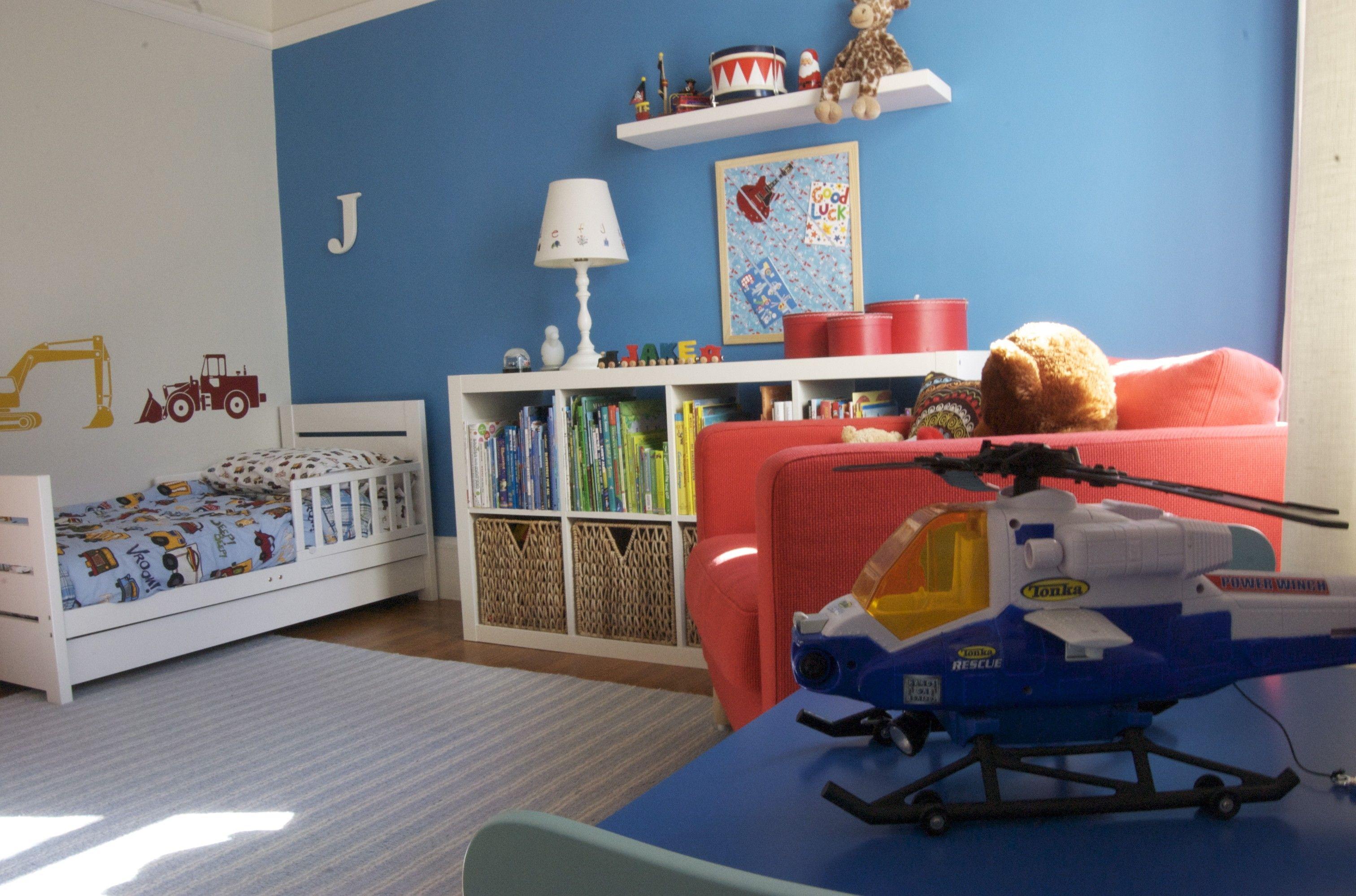 Ideen Für Jungen Schlafzimmer | Jungenzimmer design, Kinderzimmer ...