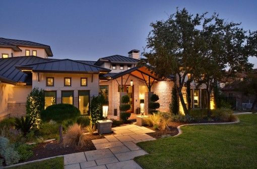 Image result for contemporary texas hill country architecture a