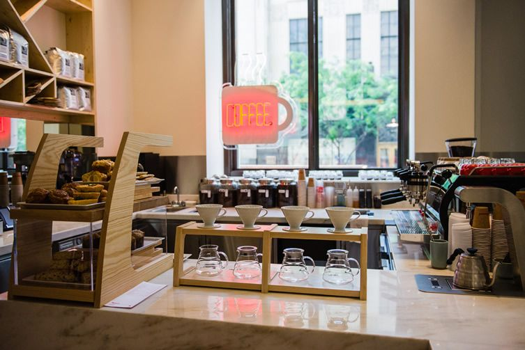 L.A. concept store's Texas hotel partnership takes lobby