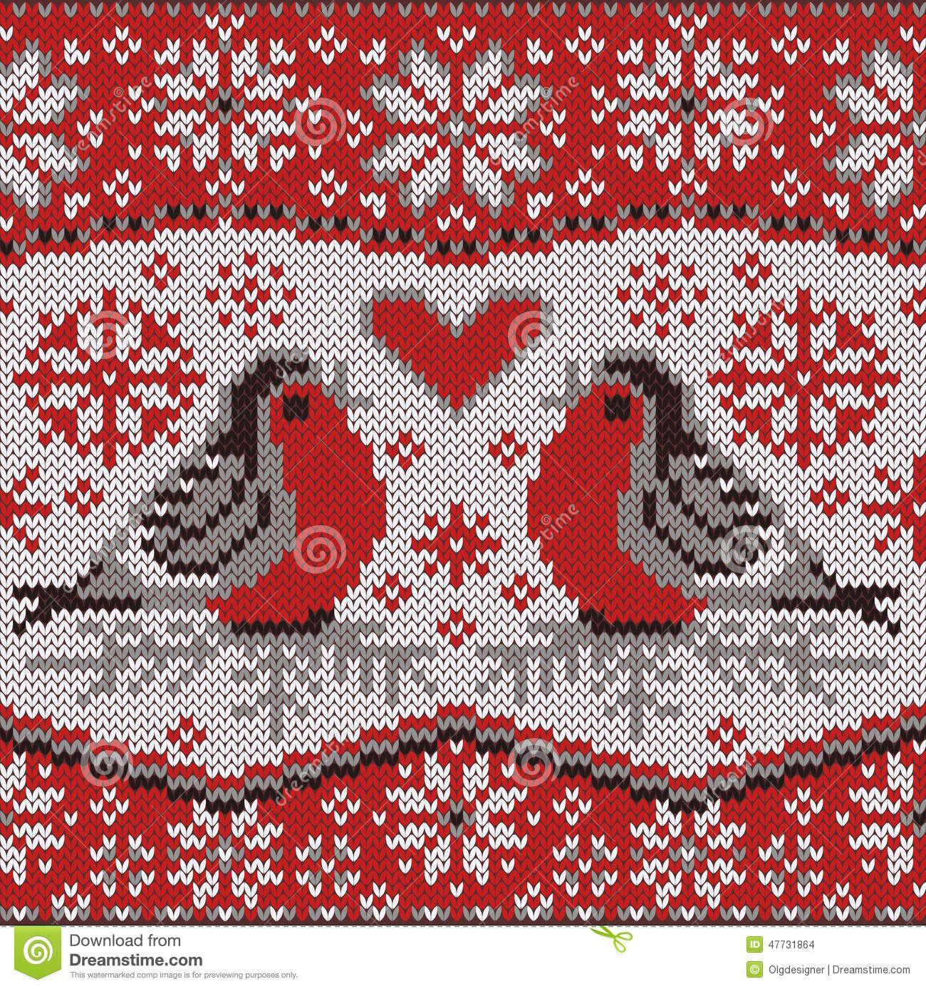 Luxury Nordic Knitting Patterns Free Inspiration - Blanket Knitting ...