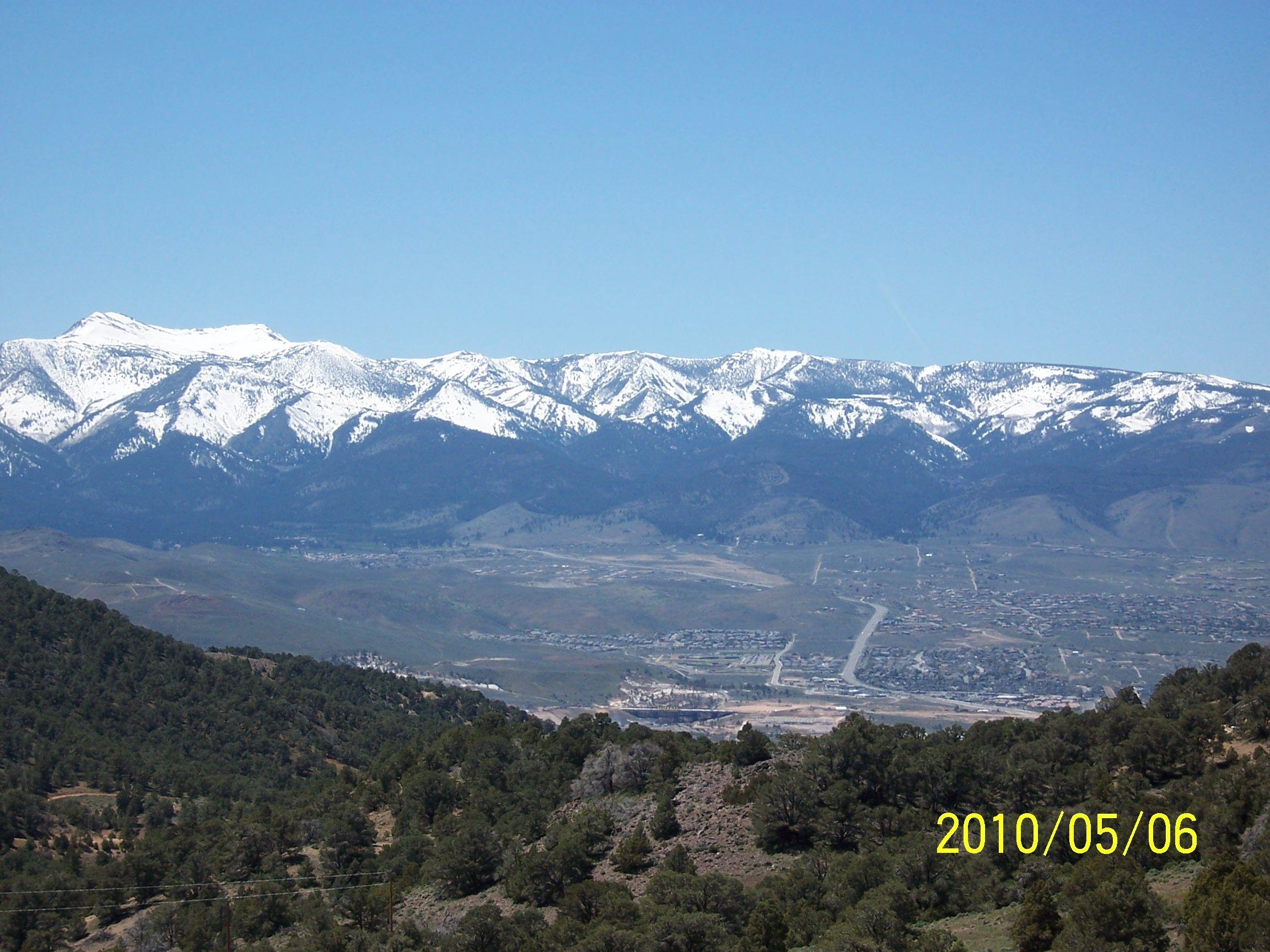 Sierra Nevada Mountains Travel Places Pinterest