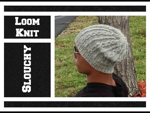 Loom Knitting vídeo Lista de los muchos proyectos fáciles