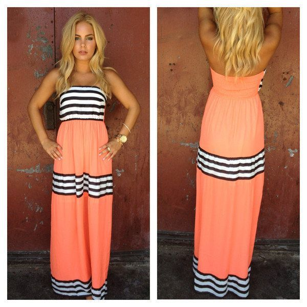 17 Best images about Summer Dresses on Pinterest | Cute maxi dress ...