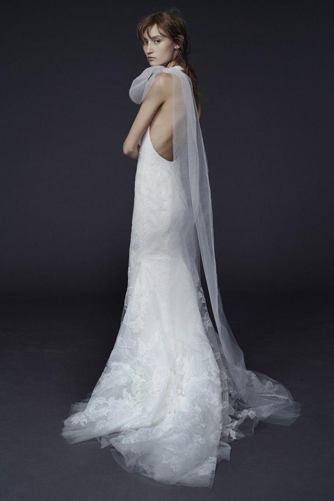 Vera Wang Bridal Fall 2015   Vera wang bridal, Wedding dress and Wedding