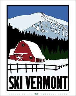 pin on vintage ski posters
