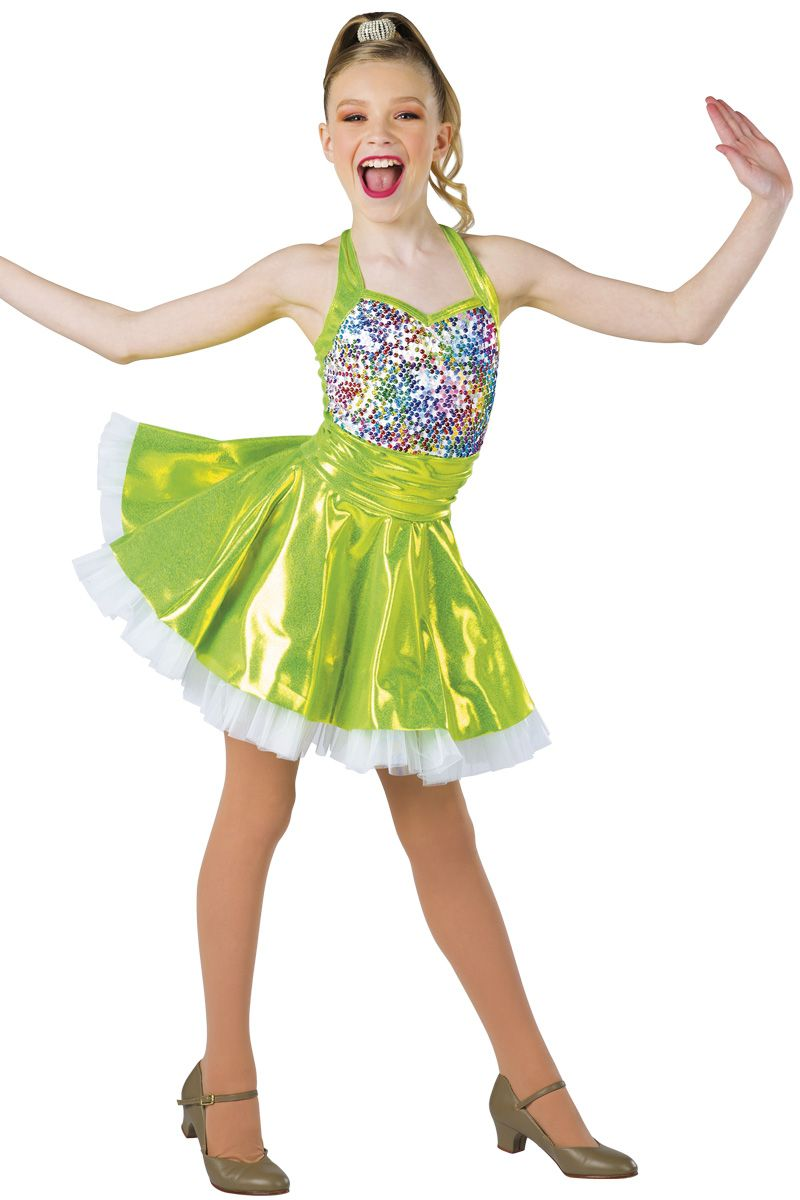 Dance Costume Jazz Tap Twirl  Skate Pageant This is the life