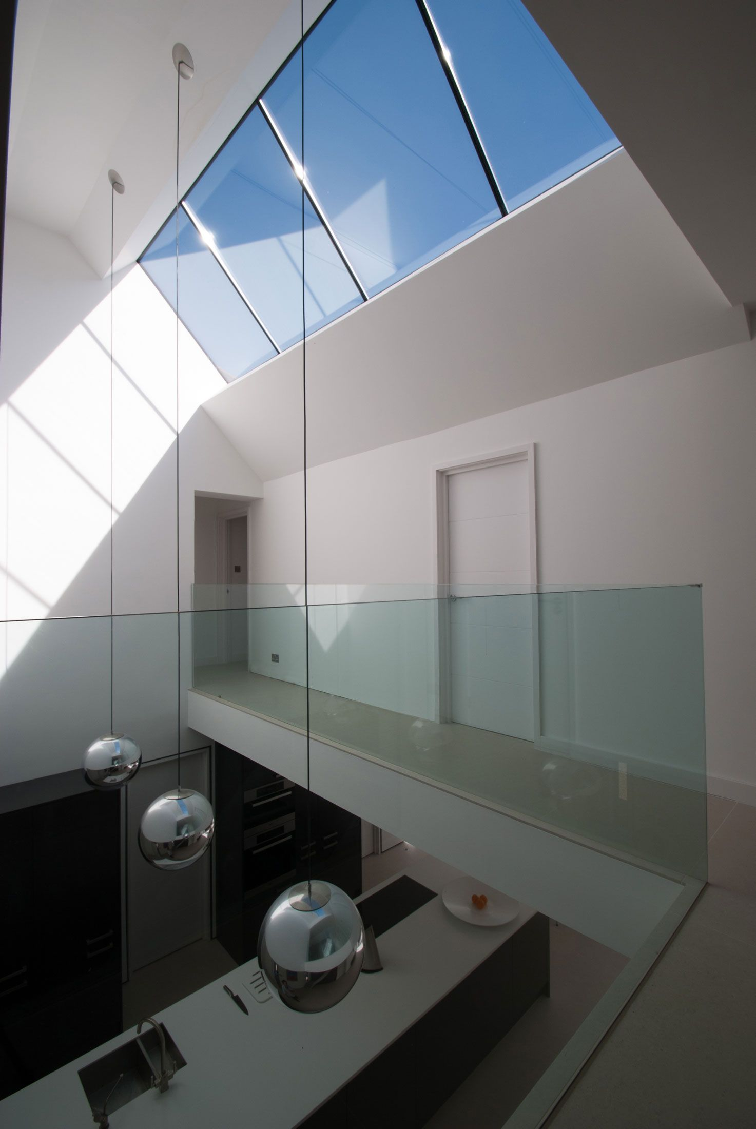 skylight wall - Google Search | Flat | Revit architecture, Design