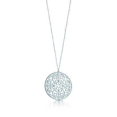 Tiffany & Co. -  Tiffany Enchant®: Round Pendant