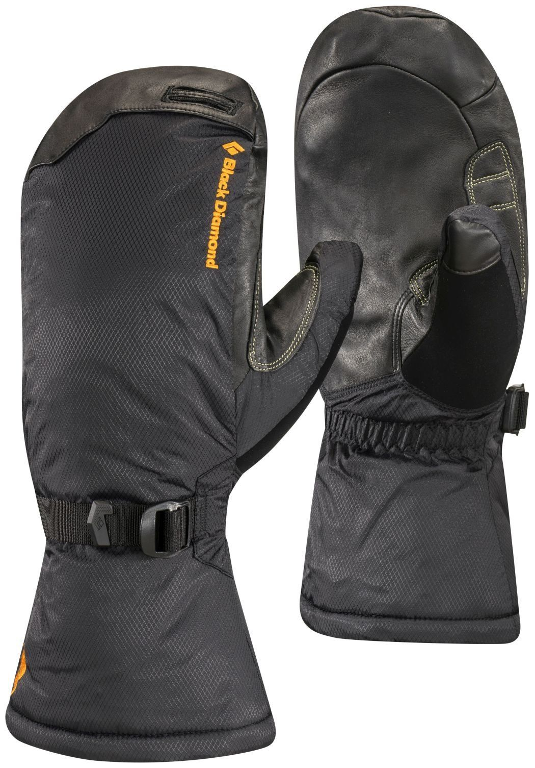 Large Cold Condition Gloves Black