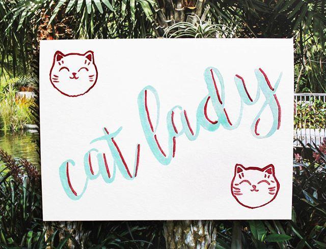 UP on Etsy! . . . . #watercolor #catlady #craftsposure #makersvillage #creatorslane  #makersgonnamake  #thehandmadeparade #etsystore #etsy #etsyshop #estyseller #etsygifts #etsylove #miami #etsylovefeature #wildestdreams #dreams #catlife #neko #catsofinstagram