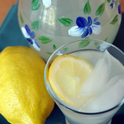 Best Lemonade Ever~  Ingredients  1 3/4 cups white sugar  8 cups water  1 1/2 cups lemon juice