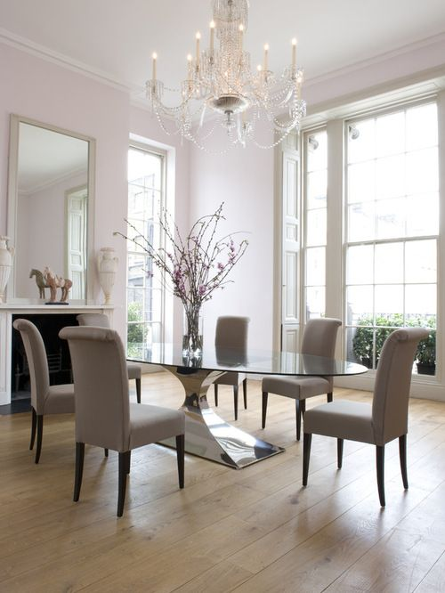 Glass Dining Room Tables To Revamp With From Rectangle To Square - Oval glass dining room table sets