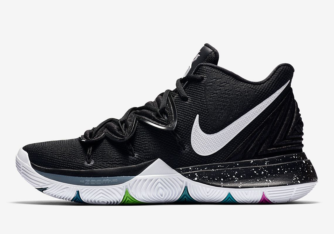 the best attitude b97b6 3627c Nike Kyrie 5 Black Magic Release Details  thatdope  sneakers  luxury  dope   fashion  trending