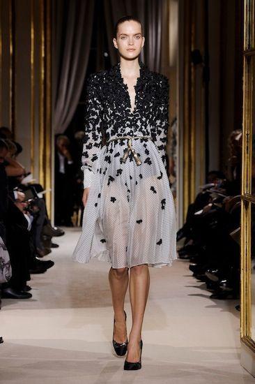 Giambattista Valli Haute Couture Spring 2012: Pure Fairytale