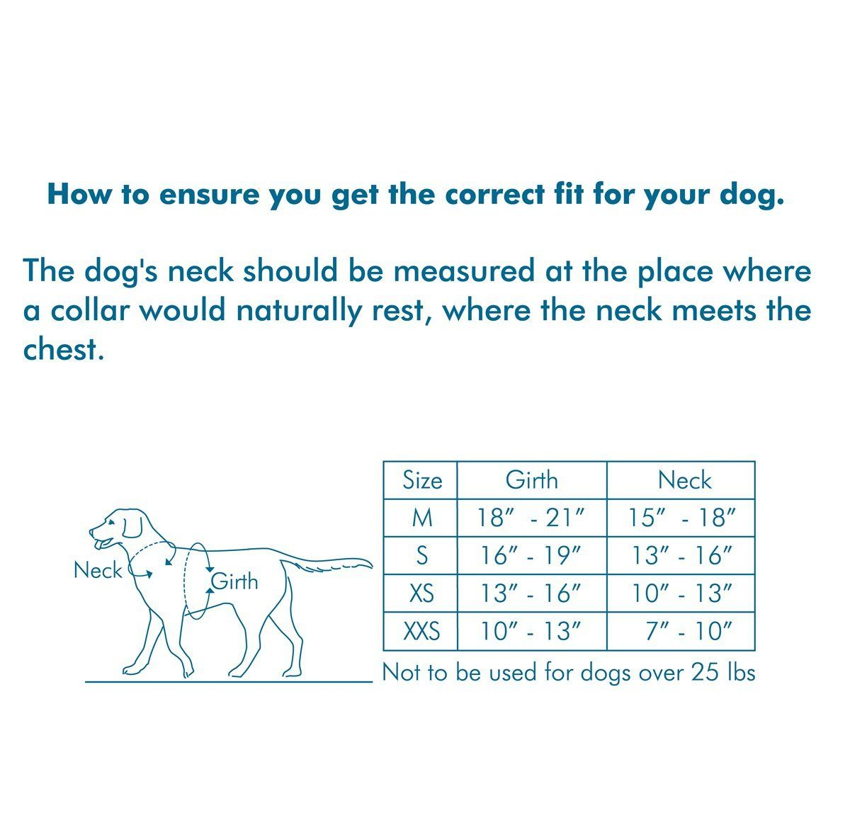 Comfort fit metric usa 63 x 88inch dog harness with