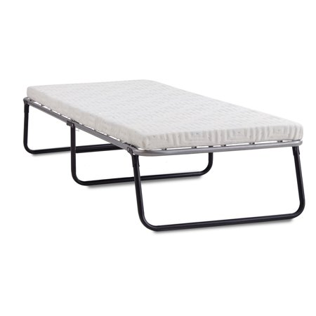Broyhill Folding Foldaway Extra Guest Bed Cot With Gellux Memory