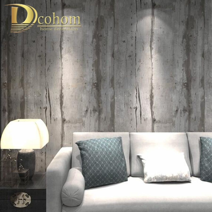 Cheap Wallpapers Buy Directly From China Suppliers Simulation Rustic Wood Wallpaper Gray Wood Grain Textured St Rustic Wood Wallpaper Wood Wallpaper Grey Wood