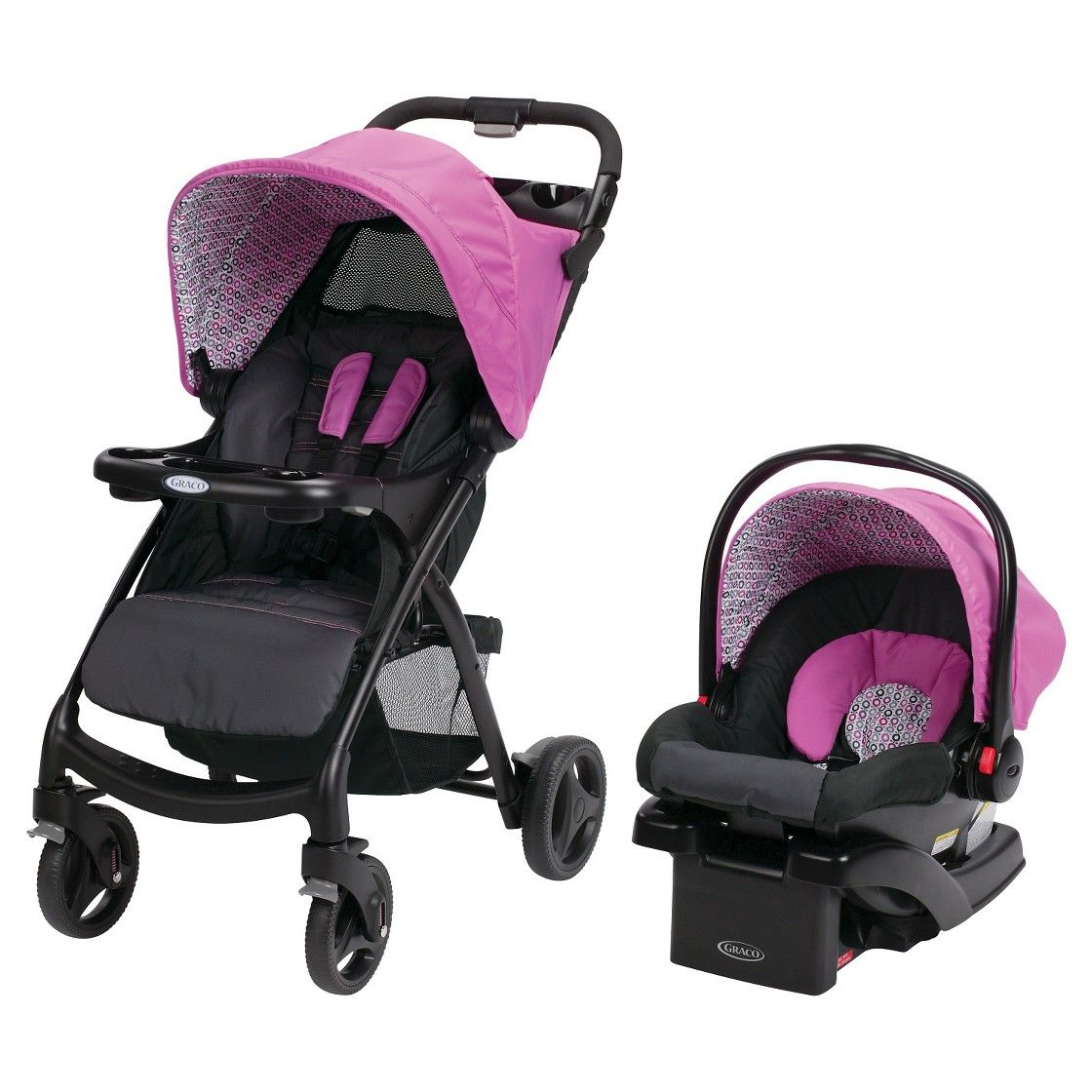 Graco Verb Click Connect Travel System (With images