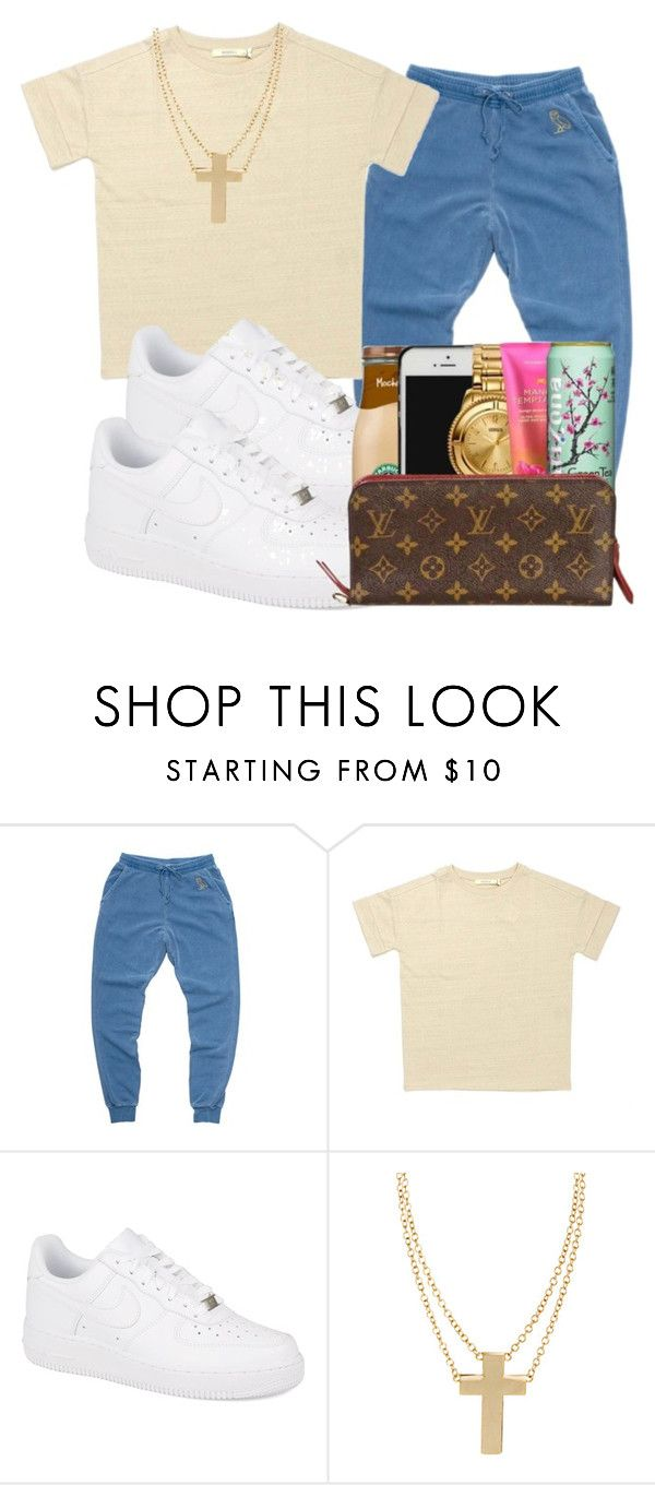 """♔"" by beauty-star-babydoll930 ❤ liked on Polyvore featuring October's Very Own, Sessùn, NIKE and ASOS"