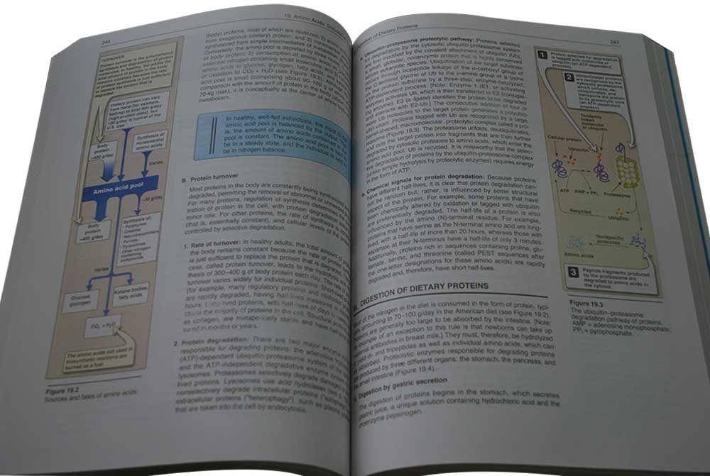 Get latest books about biochemistry