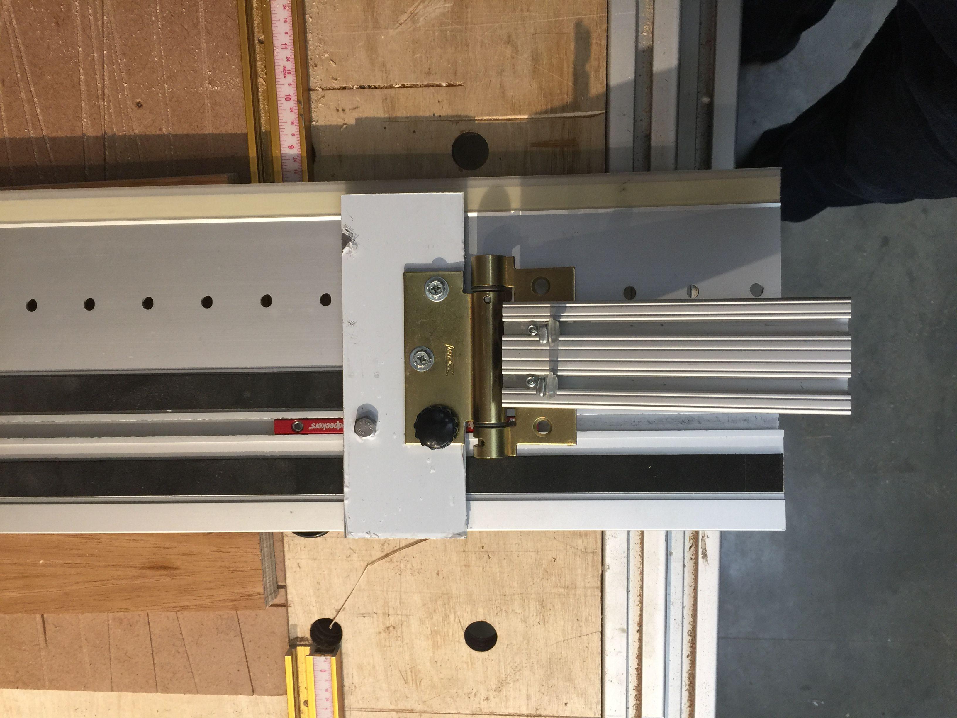 1 Mft Guide Rail Hinge For 8020 Mft Festool Hinges Jigs
