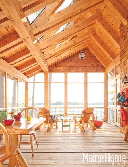 Lakeside Magic Lake Cottage Lakes And Design Magazine