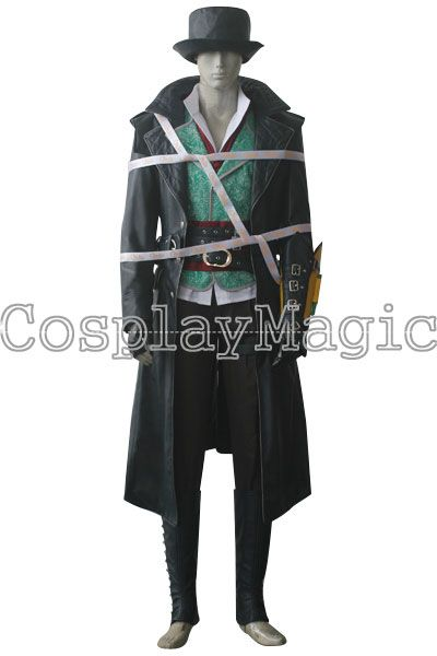 Assassin S Creed Syndicate Jacob Frye Cosplay Assassins Creed