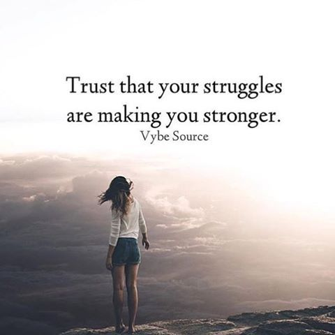 Your struggles in life now are preparing you for the future you asked for. Via: @vybesource  #LoveGrowthWealth ------------------------- @schwarzenegger @leomessi @kimkardashian @jlo @adele @ddlovato @katyperry @danbilzerian @kevinhart4real  @justintimberlake @taylorswift @beyonce @davidbeckham @selenagomez @therock @thegoodquote @instagram