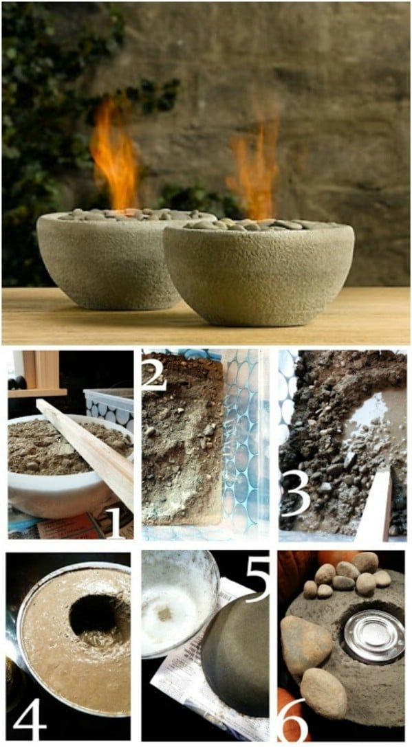 Photo of 30 Brilliantly Easy DIY Fire Pits To Enhance Your Outdoors