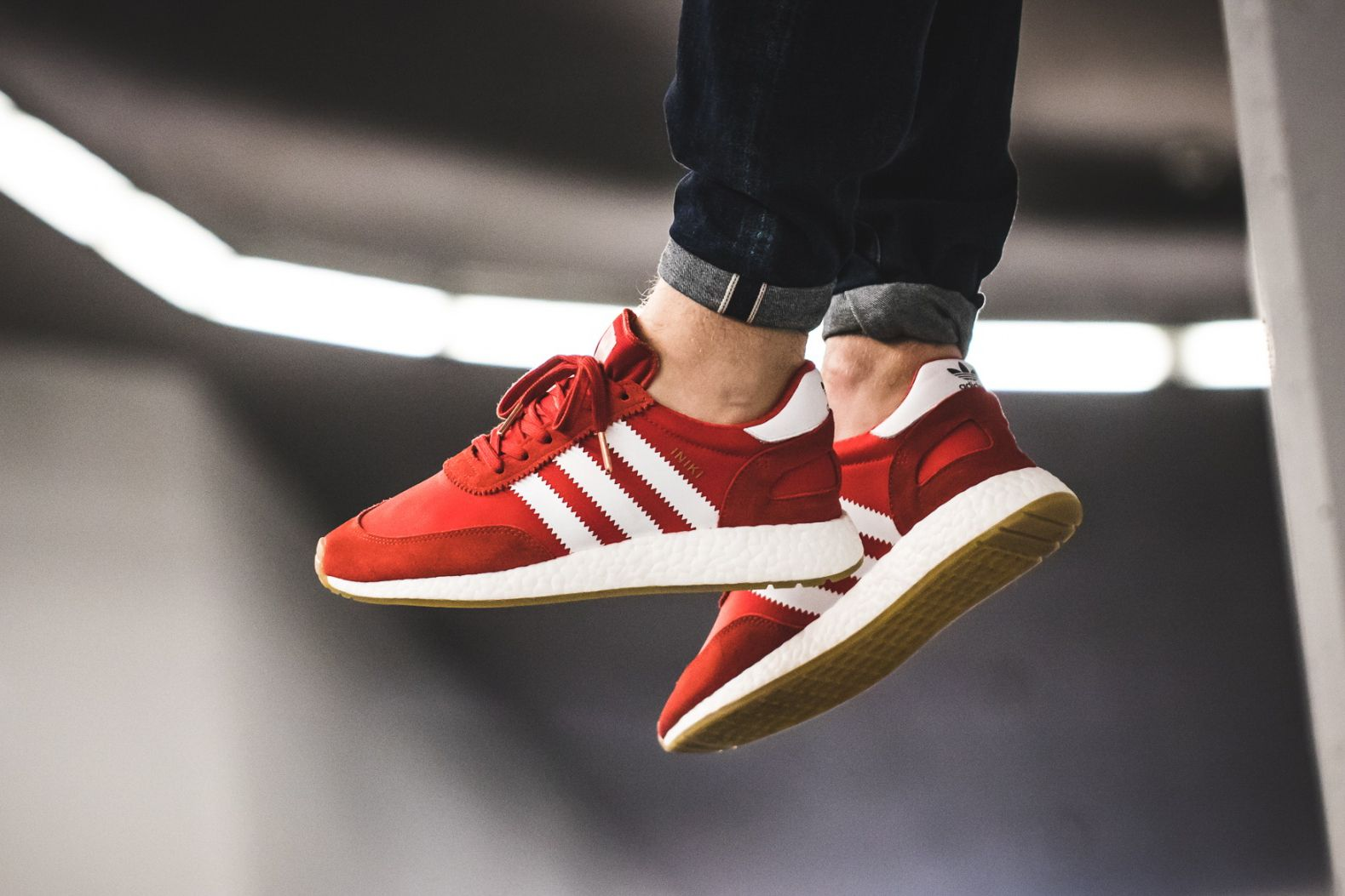4787519cbdde51 Adidas Iniki Runner On Feet  adidas  adidasinikirunner  trainers  sneakers