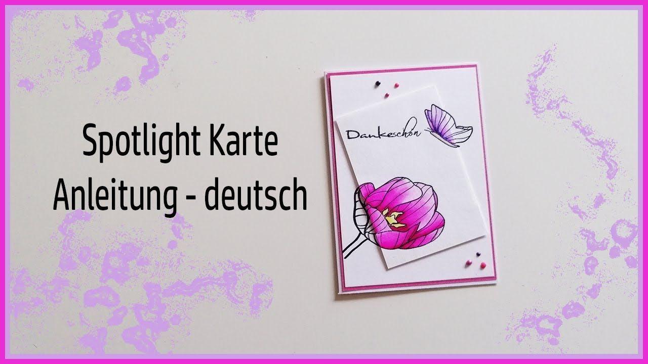 Spotlight Karte Anleitung Deutsch Kartendesign