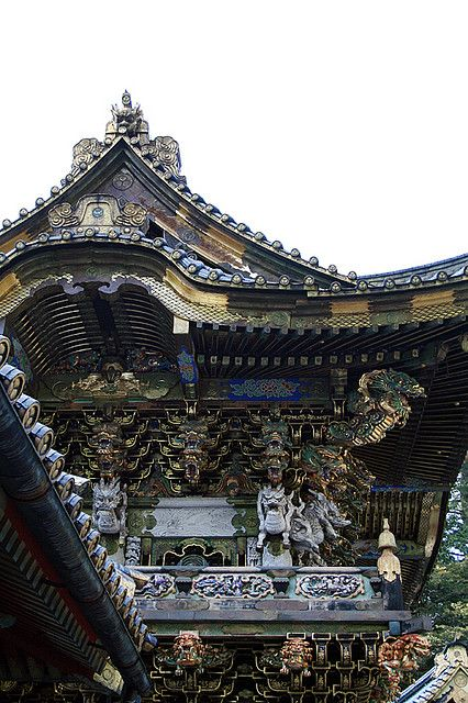 Yomeimon [ 陽明門 / 日光東照宮 ] | *♡*JAPAN*TRADITIONAL&JURNEY ...