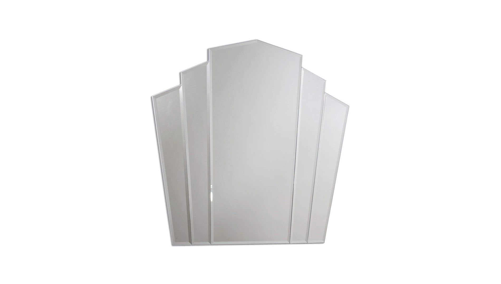 Buy Morris Mirrors Fan Mirror Online At Luxdeco A Must Have