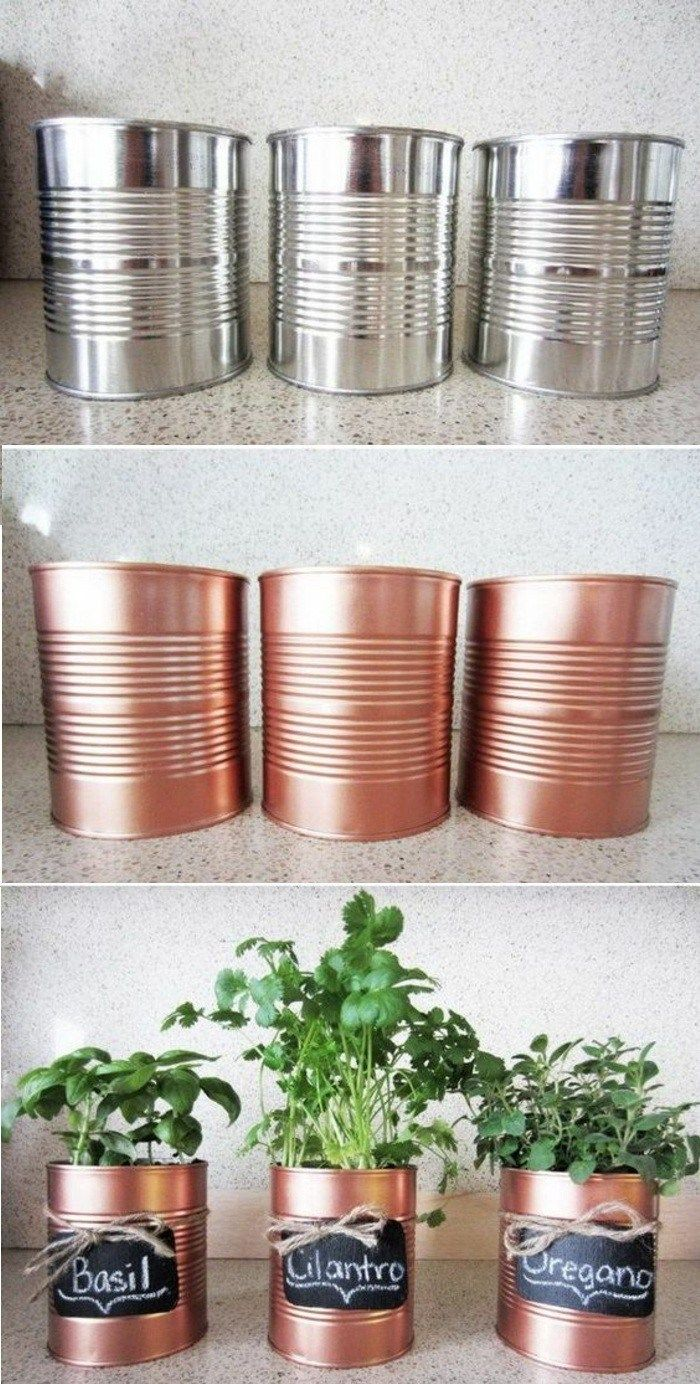 Photo of DIY ideas from empty cans: 30+ great ideas
