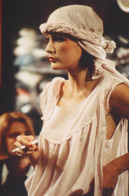 "featherstonevintage: "" Sonia Rykiel S/S 1975 Scanned from "" Sonia Rykiel Exhibition"" """