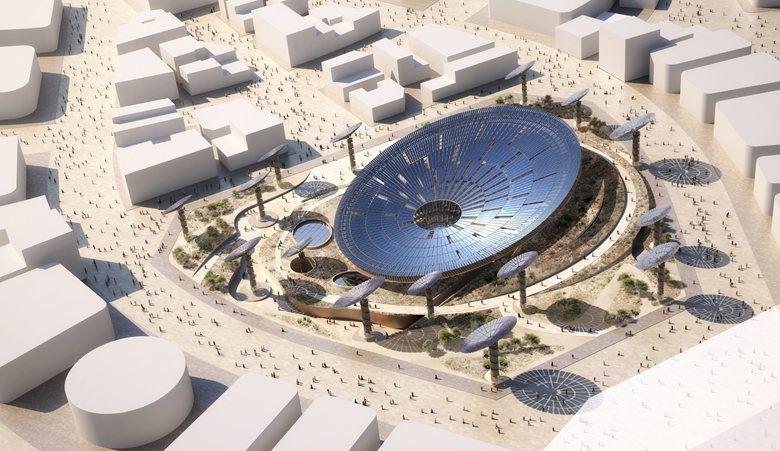 Dubai 2020 Expo Sustainability Pavilion, Dubai, 2020 - Grimshaw Architects - http://www.archilovers.com/projects/190587?utm_source=lov&utm_medium=email&utm_campaign=lov_news                                                                                                                                                     More
