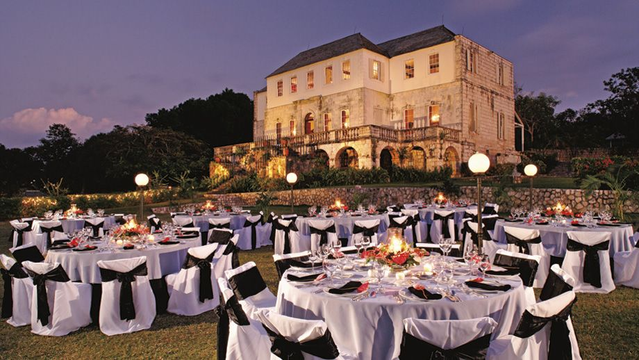 luxurious wedding locations in montego bay jamaica rose