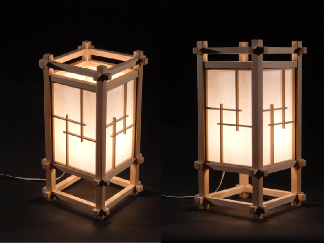 Japanese Lamp Planning   General Woodworking Talk   Wood Talk Online