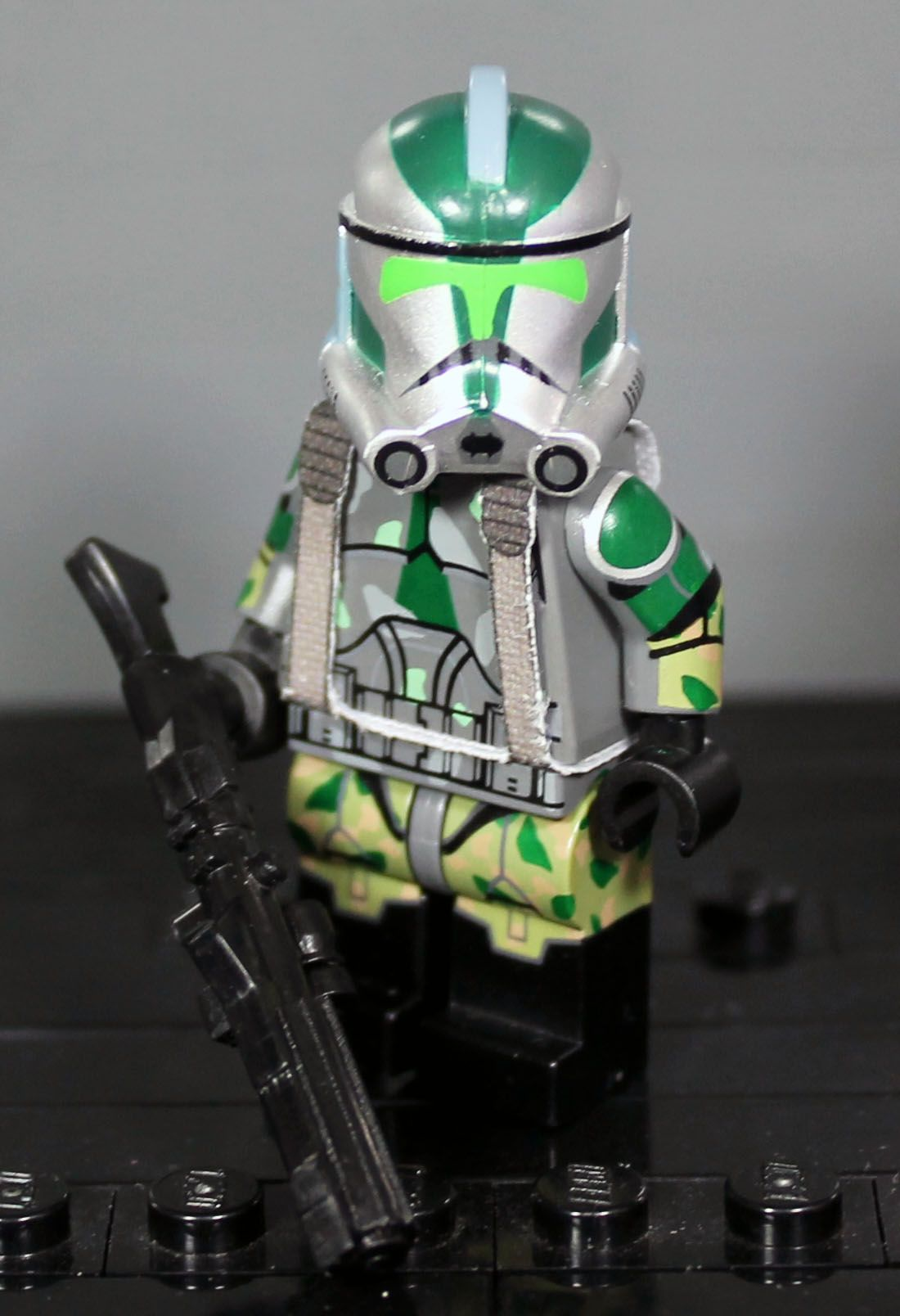 Clone Army Customs | P2 Deluxe Commander Gree | jeremiah