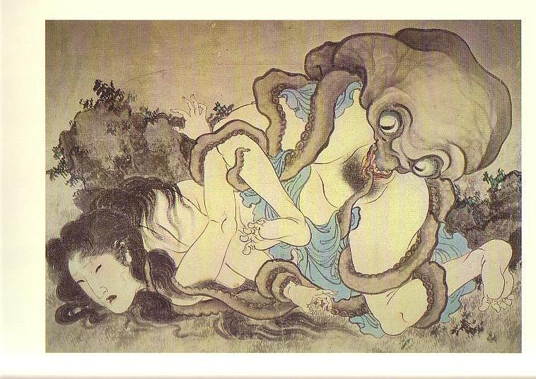 18th Century Japanese Sex - Paintings