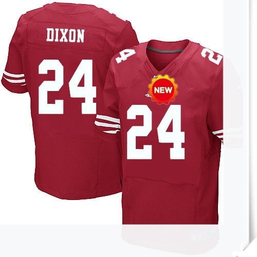 $66.00--Anthony Dixon Jersey - Elite Red Home Nike Stitched San Francisco 49ers  Jersey,Free Shipping! Buy it now:http://is.gd/0FK53W
