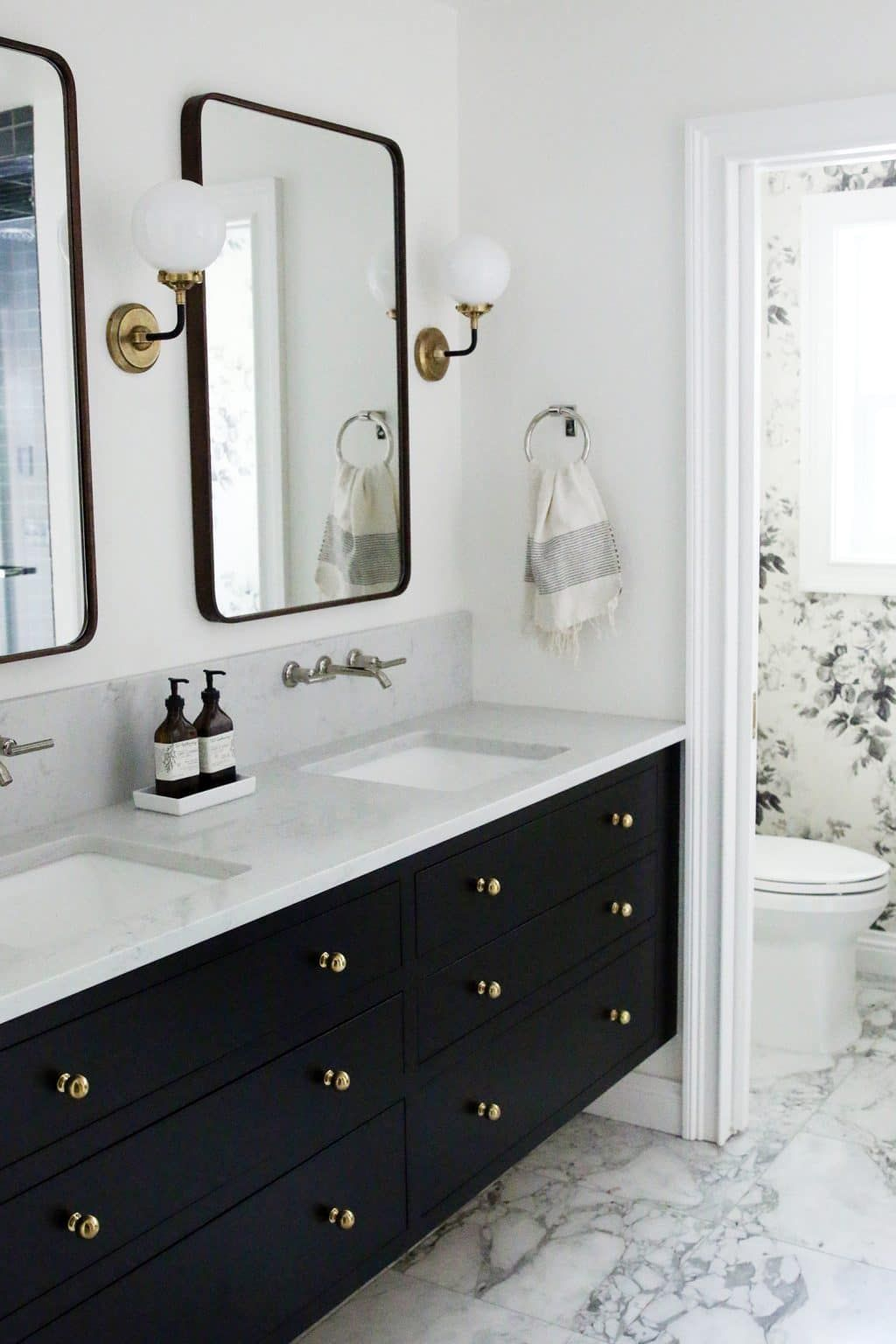 the reveal our master bathroom is finished master bath rh pinterest com how much does it cost to remodel a bathroom uk how much does it cost to remodel a bathroom uk